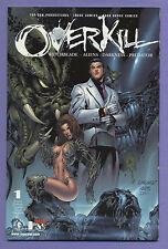 Overkill Witchblade/Aliens/Darkness/Predator #1 2000 Jenkins Image Dark Horse k