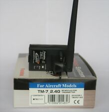 Futaba TM-7 TM7 2.4GHz FASST transmitter module 9ZAP 9C FF9 FF7
