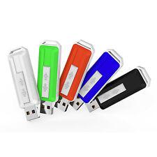 5 PCS Mixed Color  8GB 2.0 USB Flash Drives Slide-out Pen Drives Thumb U Disk