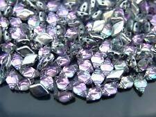 100g GemDuo Beads Backlit Pink Mist WHOLESALE