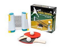 Funtime Instant Table Tennis Indoor Outdoor Game Sport Toy