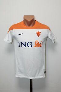 Netherlands Holland Training Football Shirt Soccer Camiseta Jersey Size L Youth