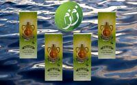 Zamzam Drinking Water - Pack of 4 - ماء زمزم  للشرب من مكة المكرمة 4 عبوات