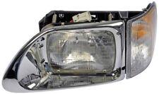 FITS MANY 93-14 INTERNATIONAL MODELS DRIVER LEFT FRONT LED HEADLAMP ASSEMBLY