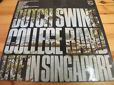 "6352 002 12"" 33rpm 1969 DUTCH SWING COLLEGE BAND LIVE IN SINGAPORE LP EX"