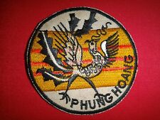 CIA PHOENIX Program PHUNG HOANG (Phoenix Bird) Operation - Vietnam War Patch