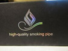 """NEW HIGH-QUALITY SMOKING PIPE 9"""" LONG PIPE WITH BOX"""