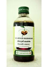 Vaidyaratnam Vidaryadi Kashayam Syrup 200ml/6.7fl oz Free Shipping