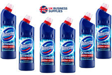 6 x Domestos Extended Germ Kill Bleach 750ml - Just £1.60 Each Excluding Vat !