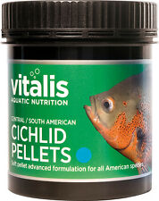 Vitalis Central South American Cichlid Pellets XS 300g 1mm comida para peces