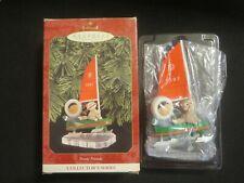 "New listing Vintage Hallmark Collector'S Series ""Frosty Friends"" 1997 Nib"
