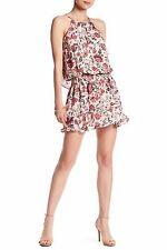PARKER Lilium Keyhole Ruffle Dress Size M NWT $298
