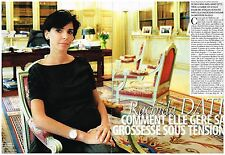 Coupure de presse Clipping 2008 (3 pages) Rachida Dati