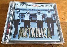 METALLICA Studios shit load and stuff  - CD