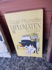 Diplomaten, ein Roman von Roger Peyrefitte, aus dem Fischer Bücherei Verlag