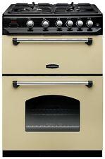 Rangemaster Classic CLAS60NGFCR/C Gas Cooker - Cream.