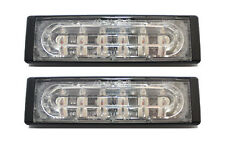 Whacker - Pair - Traffic Cleaner OX Tow Truck/Security LED Grill Lights - A/W
