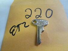YAMAHA YDS,RD,YR1,YL,YG1,DT1,RT1,XS,XT,TT,CT1,AT1,AS2,CS,R5,YCS,DT,TX Key # 220