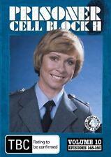 BRAND NEW SEALED Prisoner Cell Block H : Vol 10 Eps 145 -160 (DVD, 4-Disc Set)