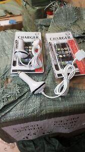 Iphone 4s/4 In Car Charger Bulk Of 100pcs