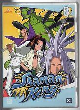 dvd SHAMAN KING Volume 8