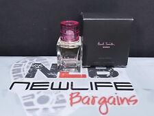 New Paul Smith Woman Eau de Parfum 5ml 0.17 fl oz Mini Splash Fragrance