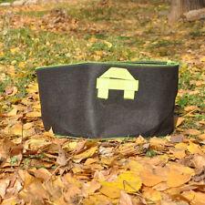 5PCS x 20 Gallon Fabric Grow Pots Grow Bags Smart Dirt Plant with 2 Nylon Handle