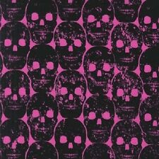 MICHAEL MILLER SKULLS OUT CANDY NUMB SKULL FABRIC