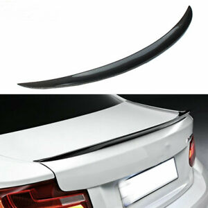 Carbon Fiber Trunk Rear Spoiler For BMW F87 M2 F22 Coupe F23 Convertible 14-20 P