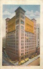 1908 Medinah Temple, Chicago, Illinois Postcard