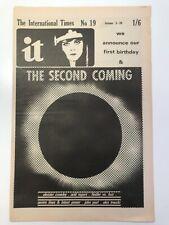 More details for international times number 19 october 1967