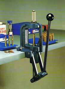 """Simplex Master 'O' Frame Heavy Duty up to 1 1/4"""" Thread Dies Reloading Press"""