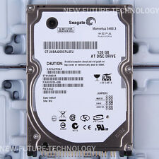 """Seagate (ST9120822A) 120 GB HDD 2.5"""" 8 MB 5400 RPM IDE Laptop Hard Disk Drive"""