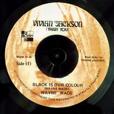 Wayne Wade - Black Is Our Color  /  Version