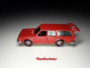 Majorette Volvo 245 DL restored N.220