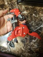 Vtech Switch and Go Dinos Dino Akuna Velociraptor Red Motorcycle Free Shipping
