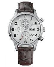 HUGO BOSS Quartz (Battery) Adult Casual Wristwatches