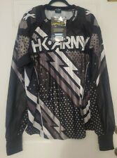 HK Army padded Jersey - Black - 3XL Paintball
