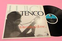 LUIGI TENCO LP TI RICORDERAI DI ME ORIGINALE MONO VERSION 1967 EX