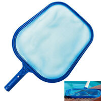 Cleaning Net Leaf Rake Mesh Skimmer For Swimming Pool And Hot Tub Spas Tool US