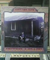 Peter Lewis – Just Like Jack  UK – ENT023 Unplayed Vinyl LP MOBY GRAPE.