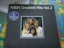 ABBA  LP  GREATEST HITS  VOL.2   FRANCE