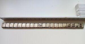 Nomination Big Armband mit 1 Modul xoxo und 19 Basismodulen Neu