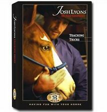 Teaching Tricks by Josh Lyons - DVD - Horse Training