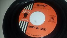 JIMMY MCGRIFF ONe Of Mine / Broadway SUE 791 45