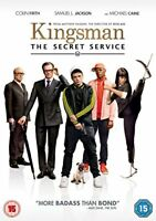 Kingsman: The Secret Service [DVD] [2015][Region 2]