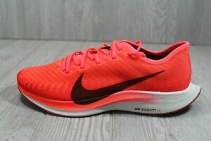 62 Nike Zoom Pegasus Turbo 2 Crimson Running Shoes Mens SZ12 AT2863 600
