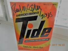 McCarthy Paul, Tide Waschmittelkarton
