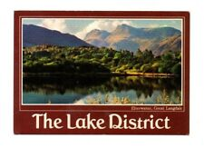 Cumbria - The Lake District, Great Langdale, Elterwater - Picture Postcard