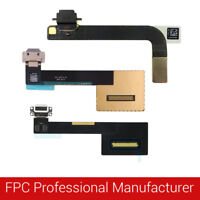 For iPad USB Charging Port Dock Connector Flex Cable Replacement Pro/Air/Mini TS